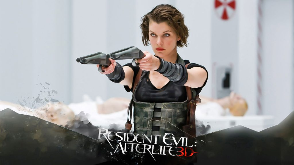 Resident Evil: Afterlife Full HD Background