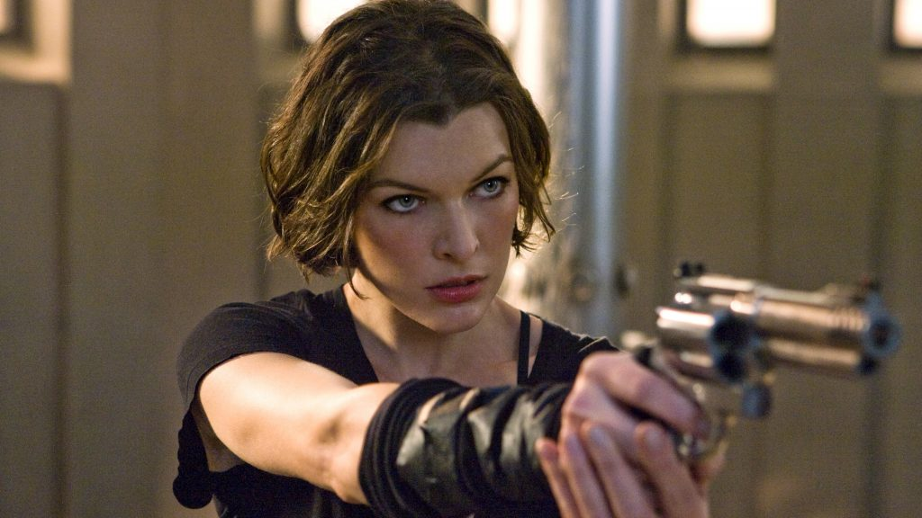 Resident Evil: Afterlife Quad HD Background