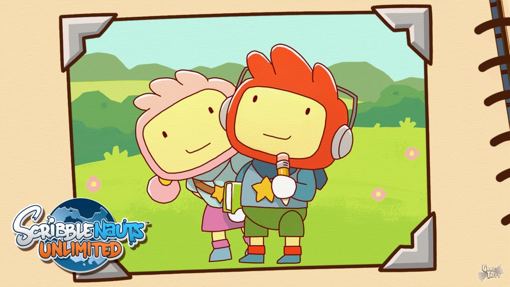 Scribblenauts Unlimited Quad HD Wallpaper
