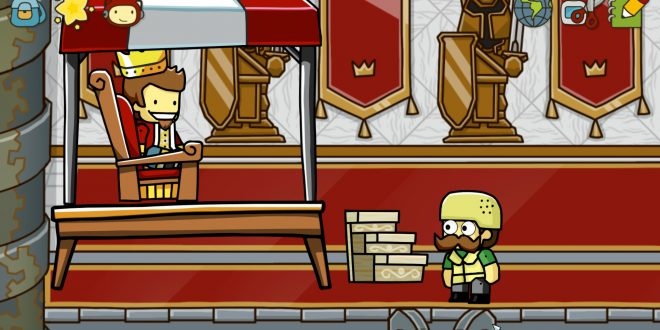 Scribblenauts Unlimited Wallpapers