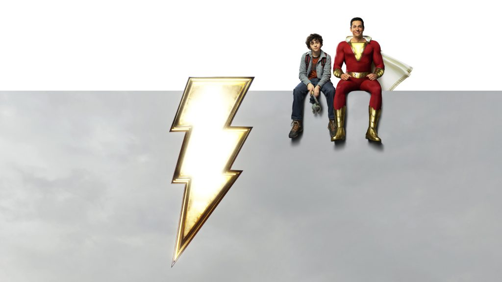 Shazam! Full HD Wallpaper
