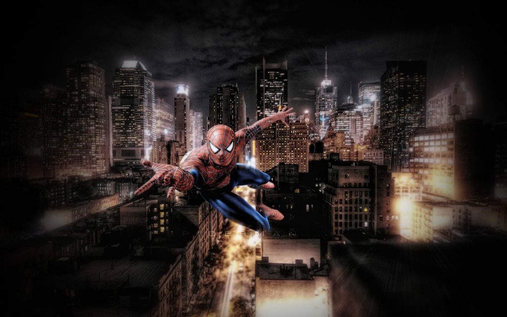 The Amazing Spider-Man HD Widescreen Wallpaper