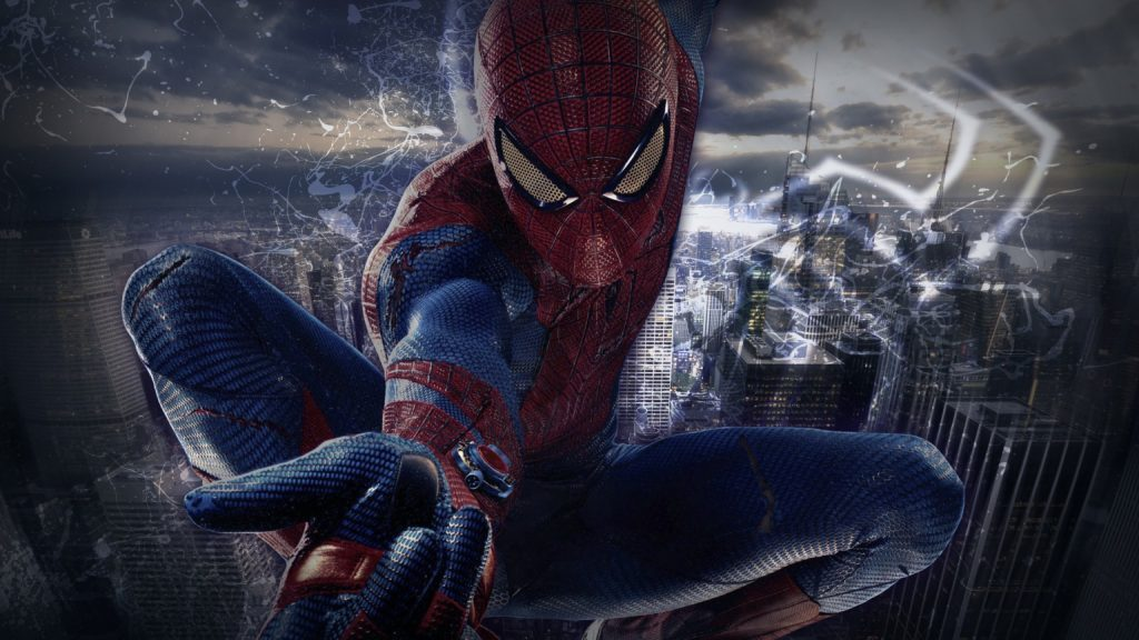 The Amazing Spider-Man HD Quad HD Wallpaper