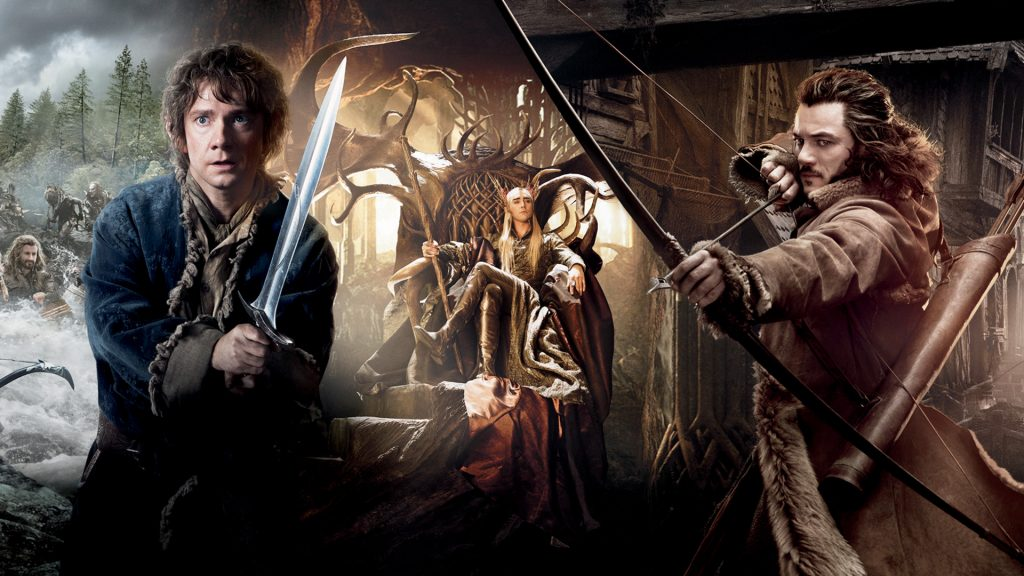 The Hobbit: The Desolation Of Smaug Full HD Wallpaper
