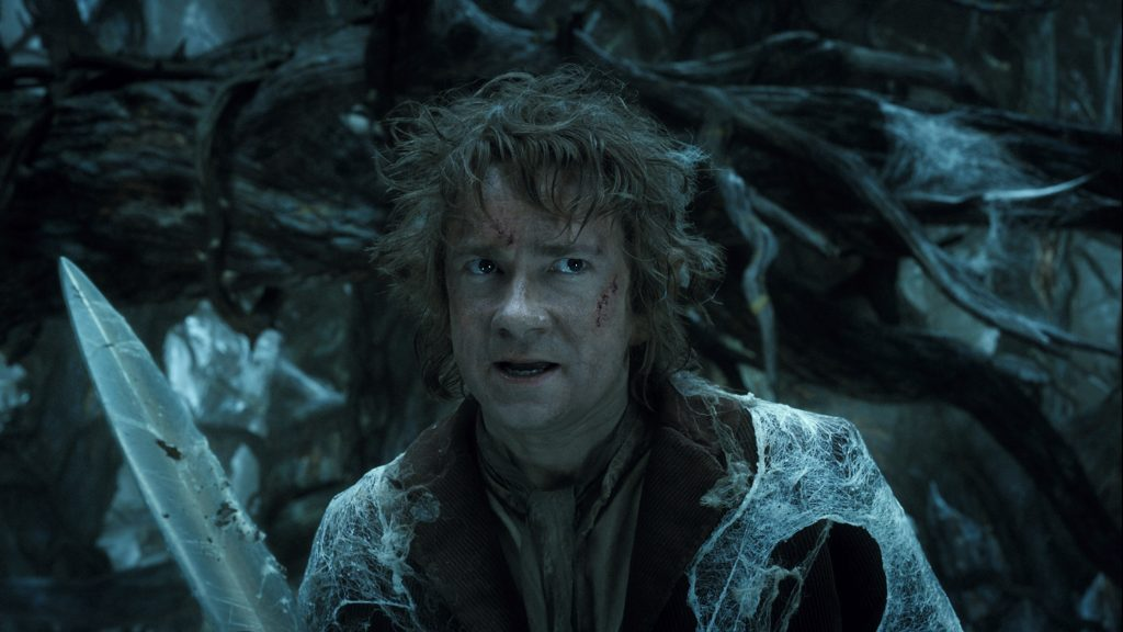 The Hobbit: The Desolation Of Smaug Quad HD Wallpaper