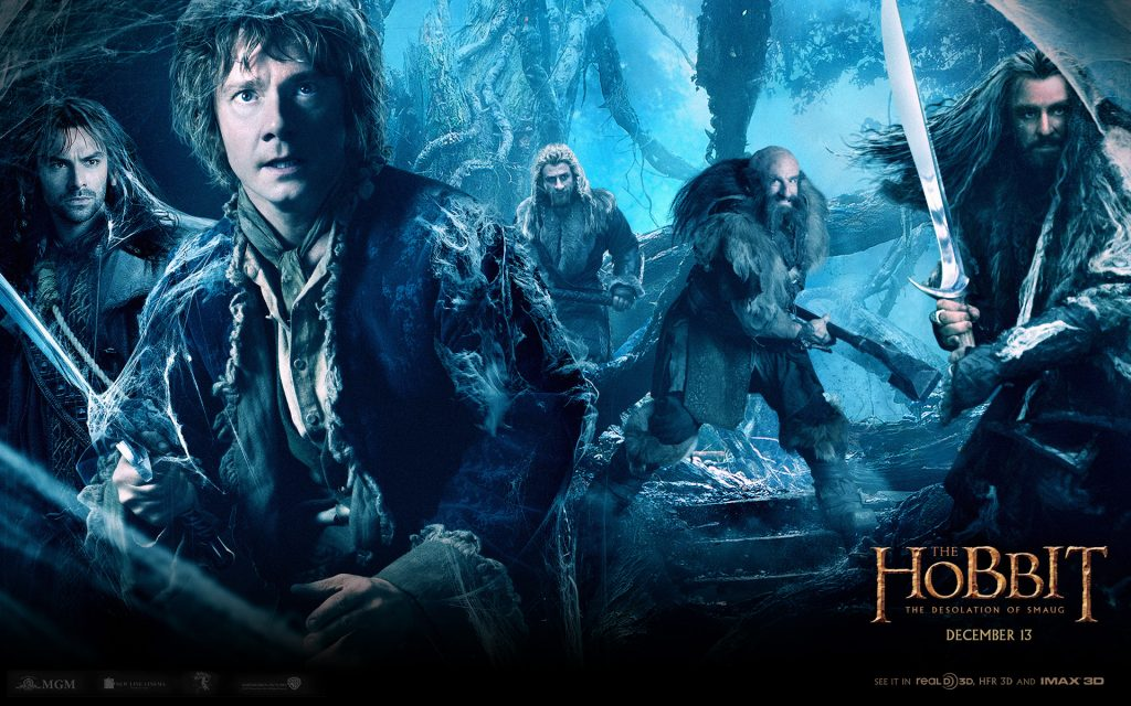 The Hobbit: The Desolation Of Smaug Widescreen Wallpaper