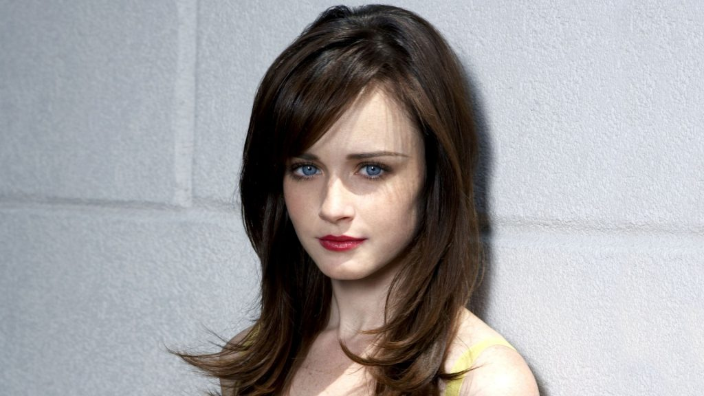 Alexis Bledel Full HD Wallpaper