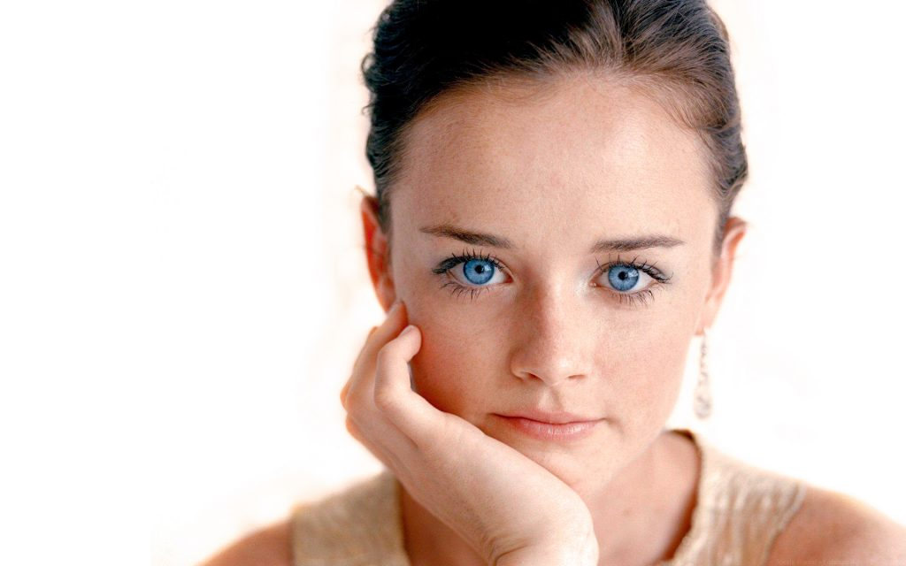 Alexis Bledel Widescreen Wallpaper