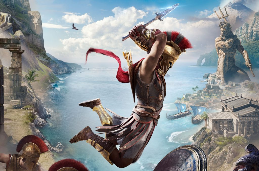 Assassin's Creed Odyssey Wallpaper