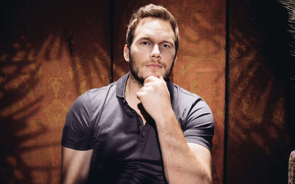 Chris Pratt Widescreen Wallpaper
