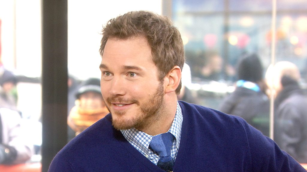 Chris Pratt Full HD Wallpaper