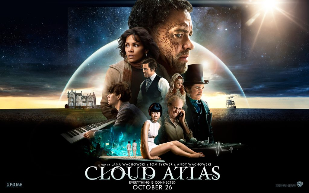 Cloud Atlas Widescreen Wallpaper