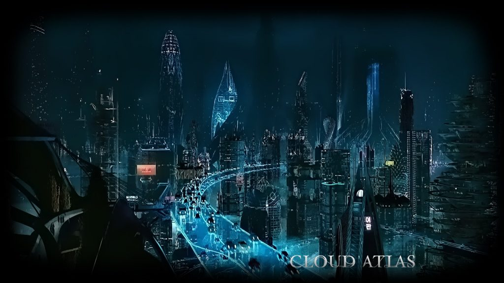 Cloud Atlas Full HD Wallpaper