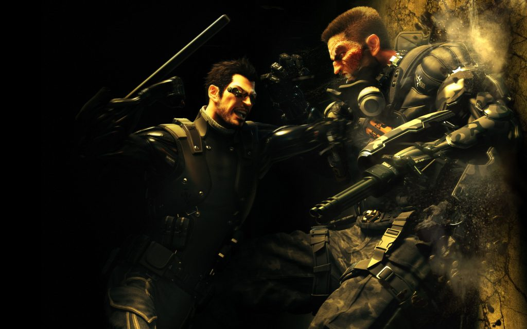 Deus Ex: Human Revolution Widescreen Wallpaper