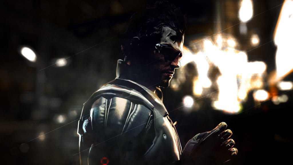 Deus Ex: Human Revolution Quad HD Wallpaper