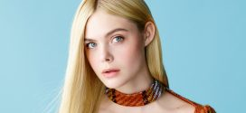 Elle Fanning HD Backgrounds
