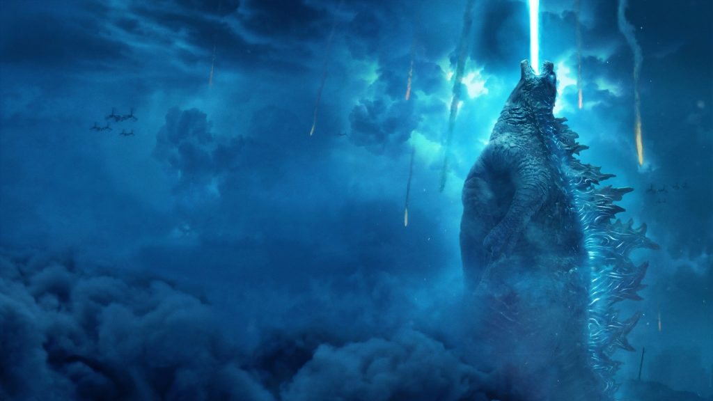 Godzilla: King of the Monsters Quad HD Wallpaper