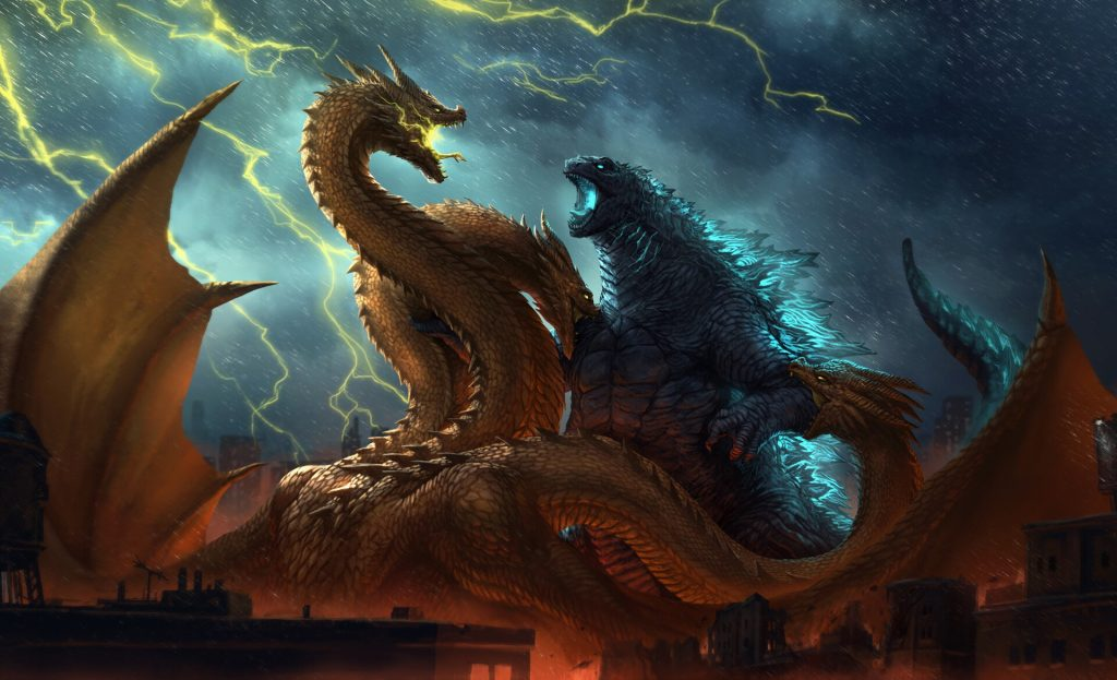 Godzilla: King of the Monsters Wallpapers, Pictures, Images