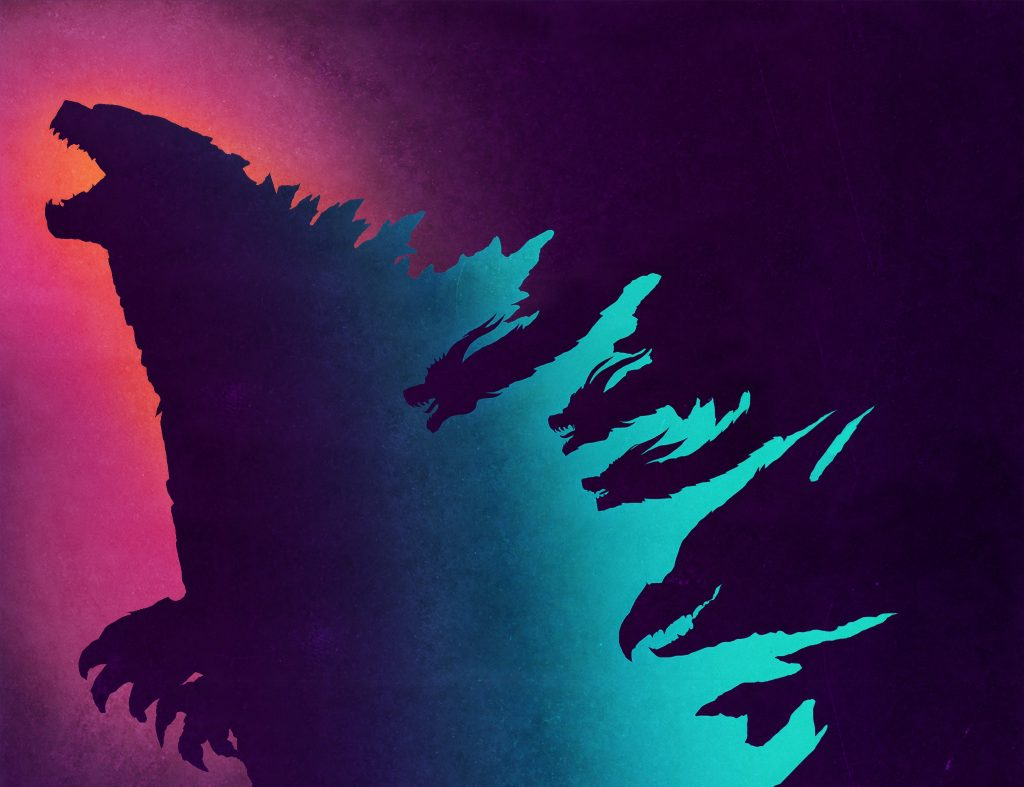 Godzilla: King of the Monsters Wallpaper