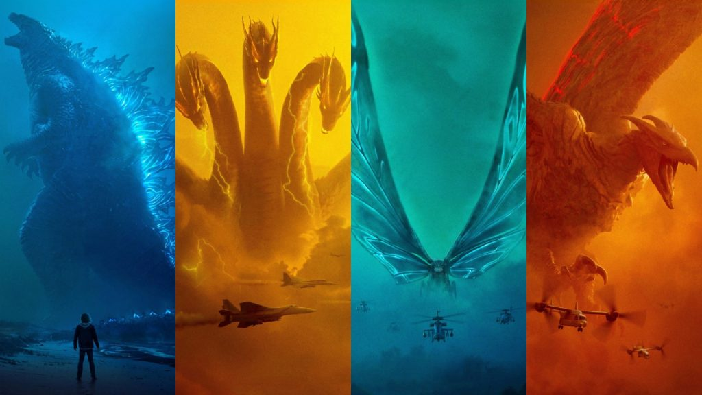 Godzilla: King of the Monsters Full HD Wallpaper