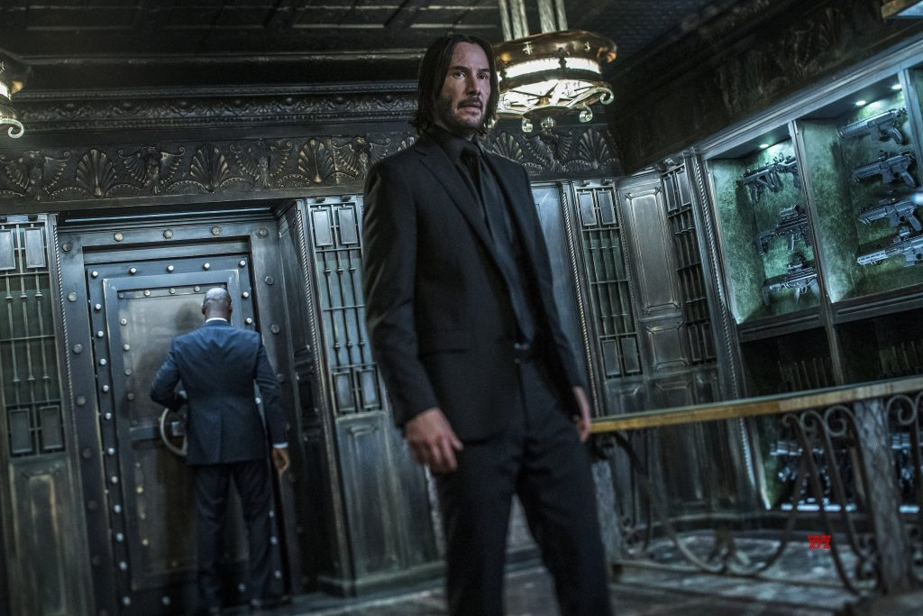 John Wick: Chapter 3 – Parabellum Wallpaper
