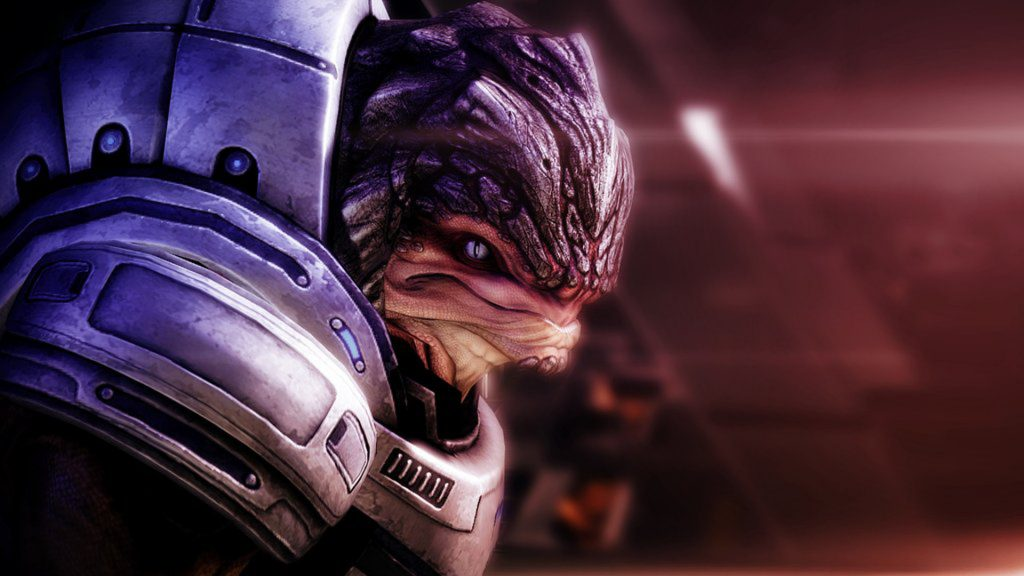 Mass Effect Full HD Background