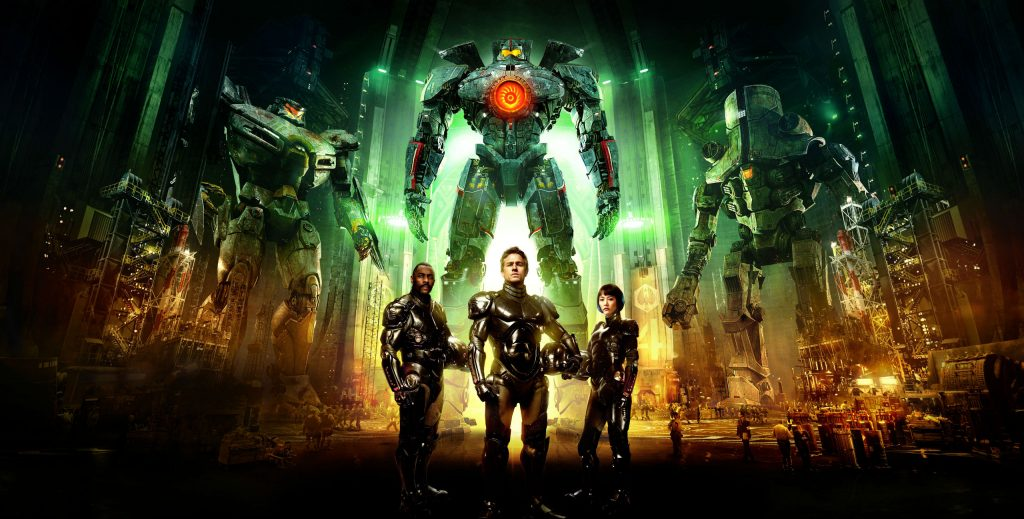 Pacific Rim HD Wallpaper