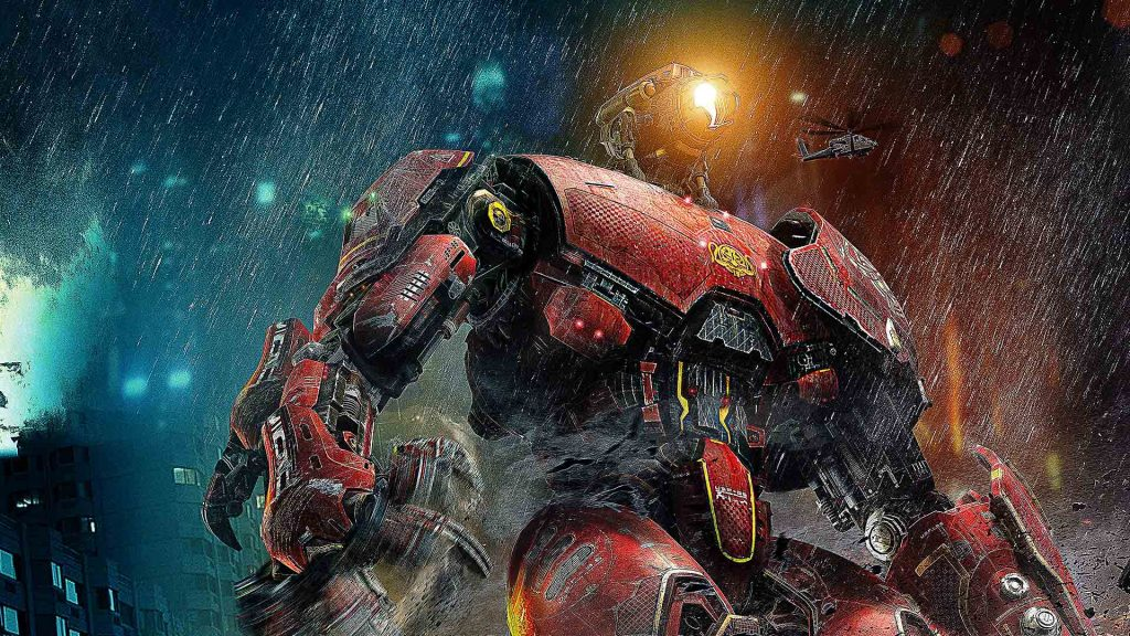 Pacific Rim HD Full HD Wallpaper