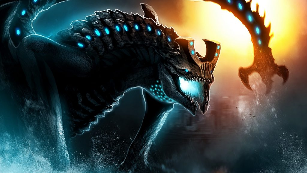Pacific Rim HD Quad HD Wallpaper