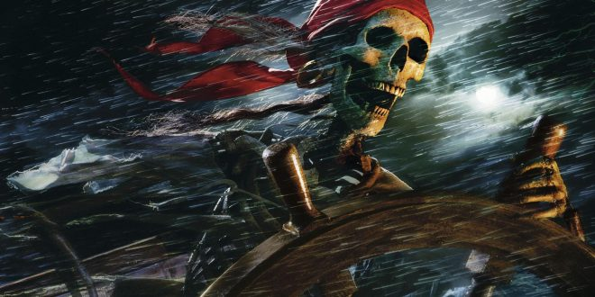 Pirates Of The Caribbean: The Curse Of The Black Pearl Backgrounds
