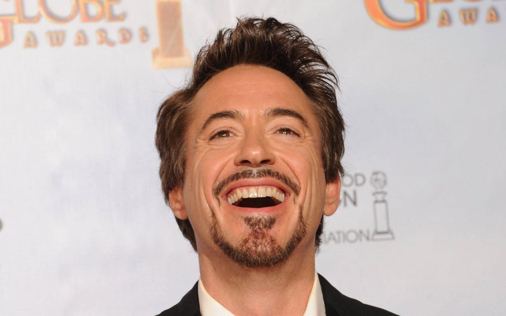 Robert Downey Jr. Widescreen Wallpaper