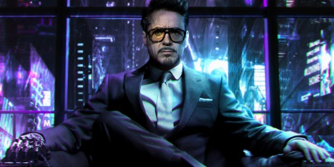 Robert Downey Jr. Wallpapers