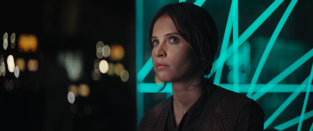 Rogue One: A Star Wars Story HD Wallpaper