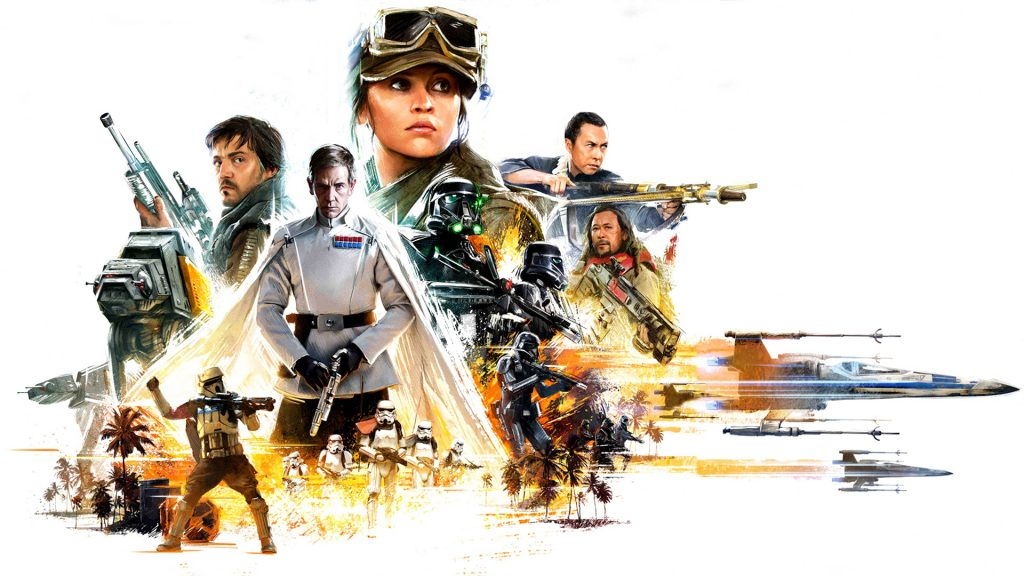 Rogue One: A Star Wars Story HD Full HD Wallpaper
