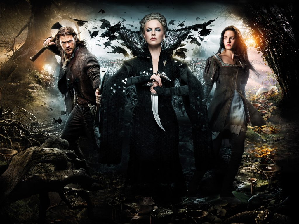 Snow White And The Huntsman Background