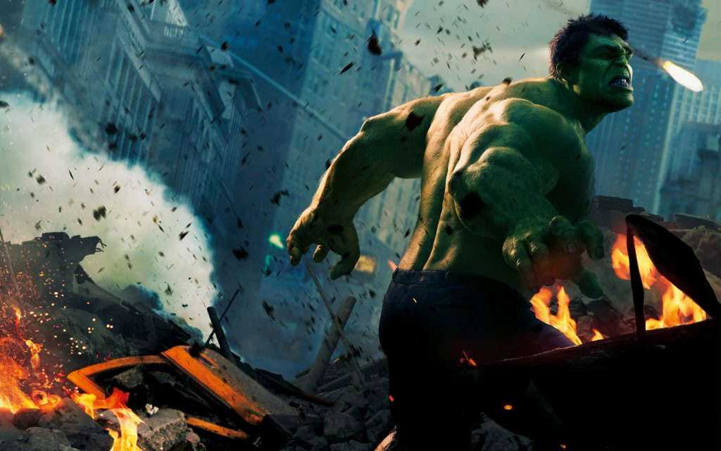 The Avengers HD Widescreen Background