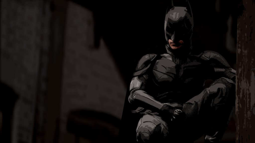The Dark Knight HD Full HD Background