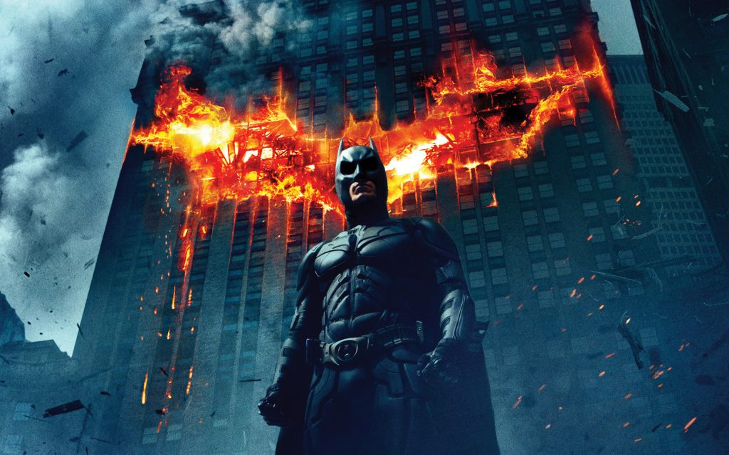 The Dark Knight HD Widescreen Background