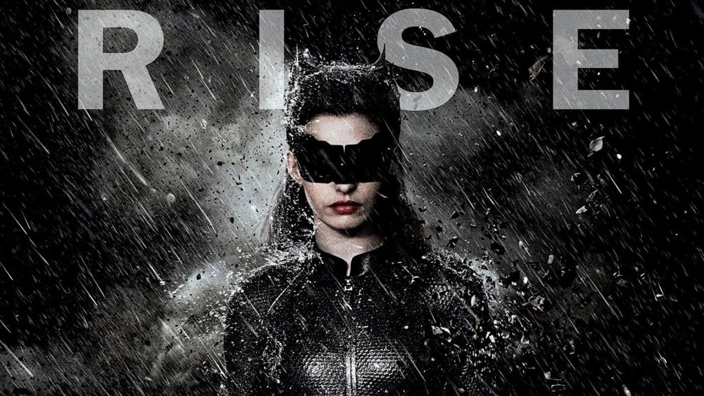 The Dark Knight Rises HD Full HD Background