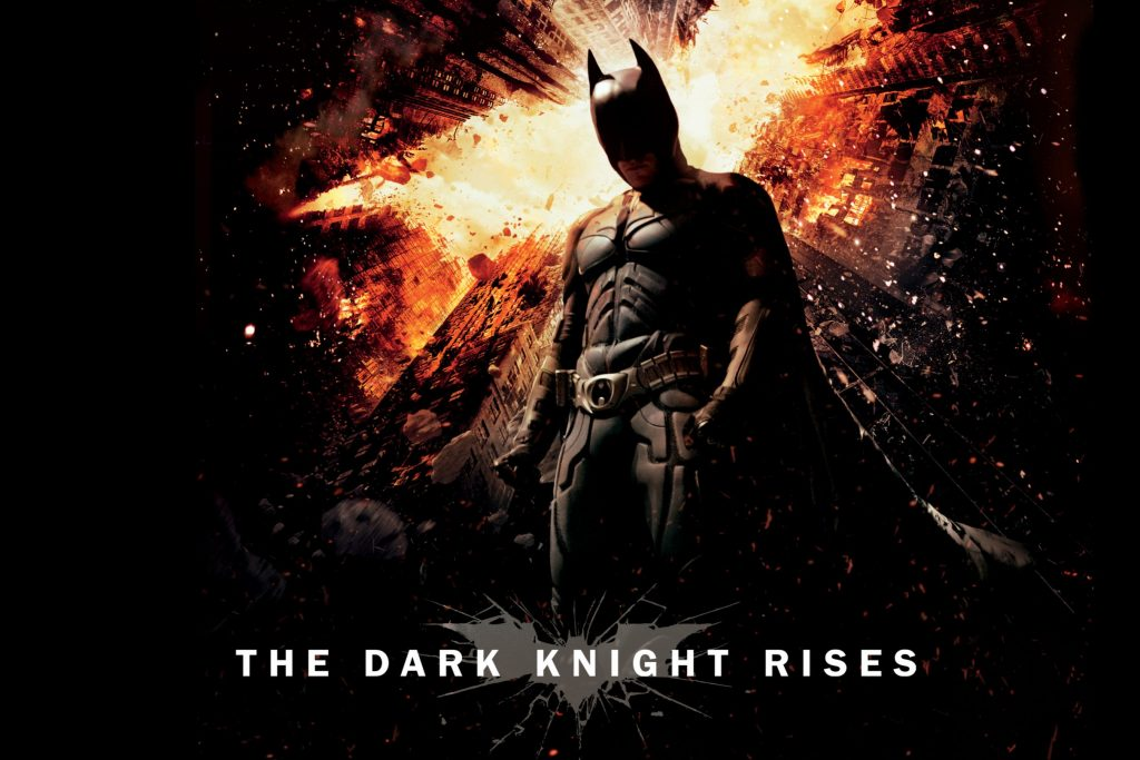 The Dark Knight Rises HD Background