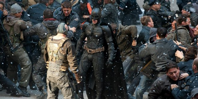 The Dark Knight Rises HD Backgrounds