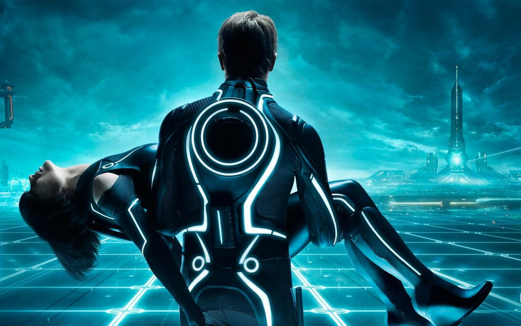 TRON: Legacy HD Widescreen Background
