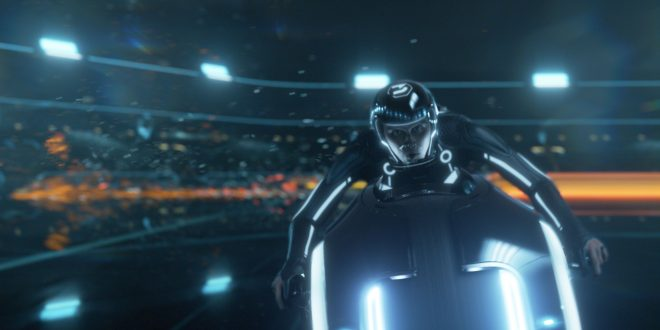 TRON: Legacy HD Backgrounds