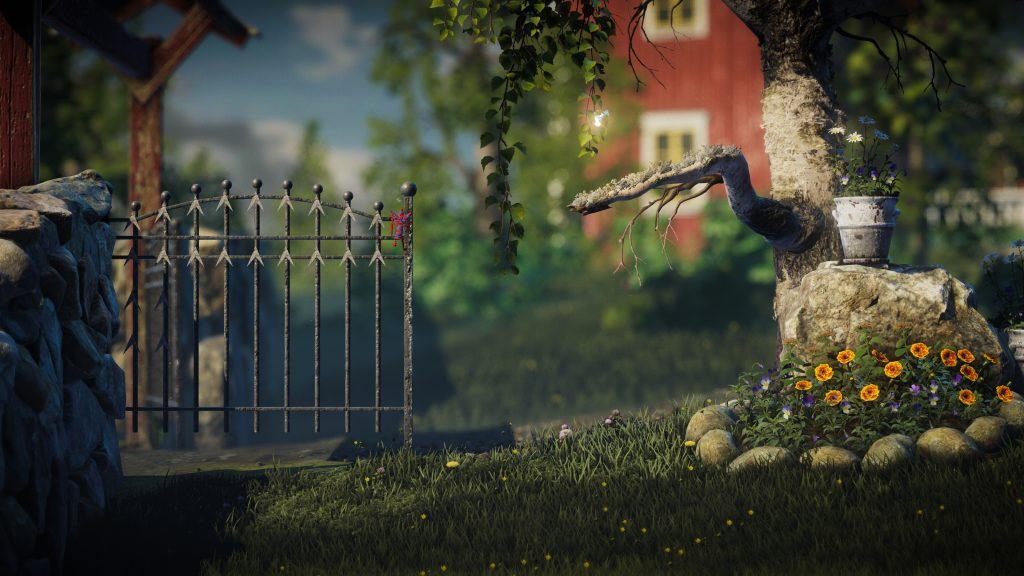Unravel Two Quad HD Wallpaper