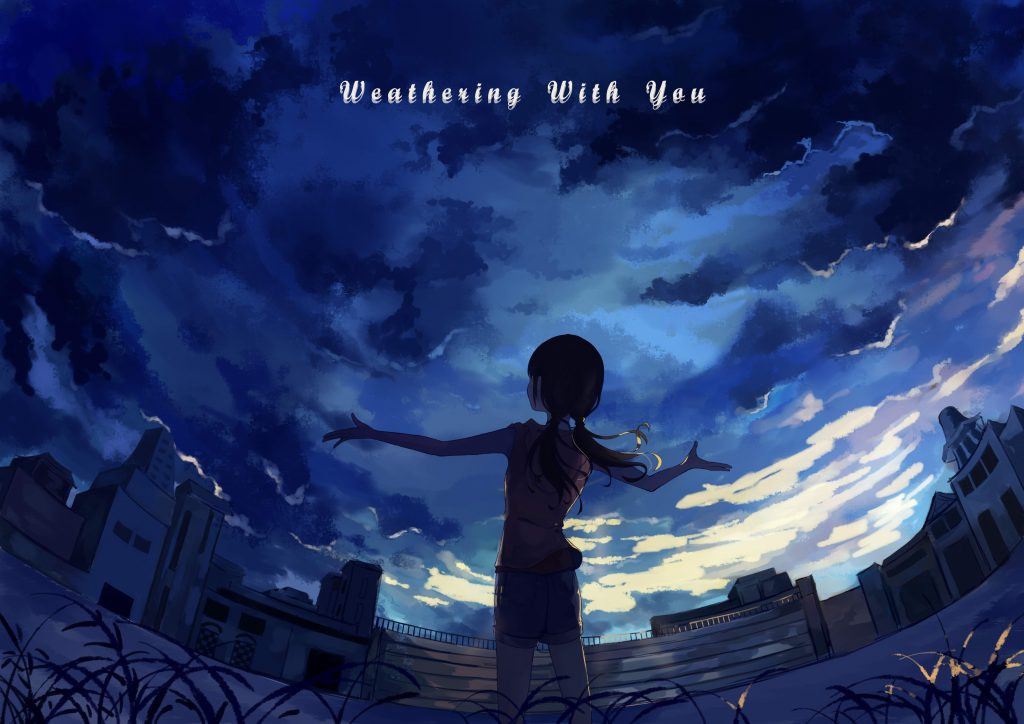 Weathering With You Wallpaper