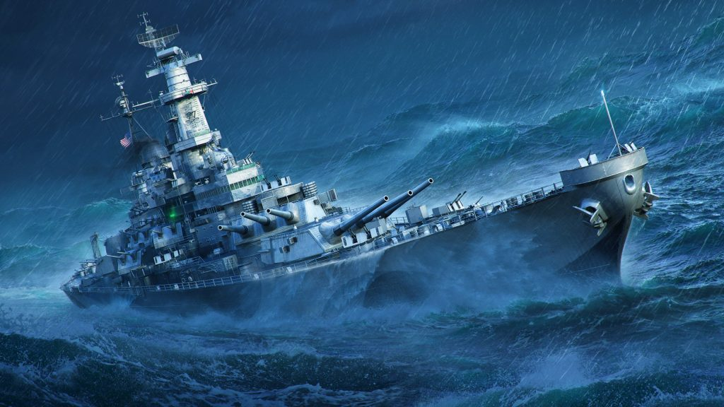World Of Warships HD Quad HD Wallpaper