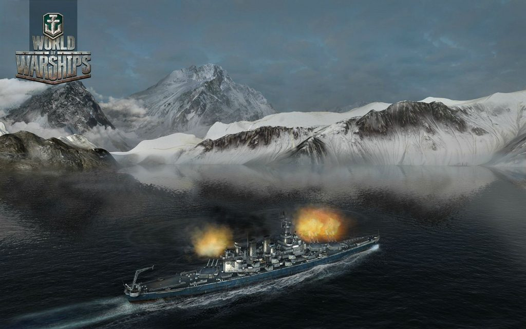 World Of Warships HD Widescreen Wallpaper