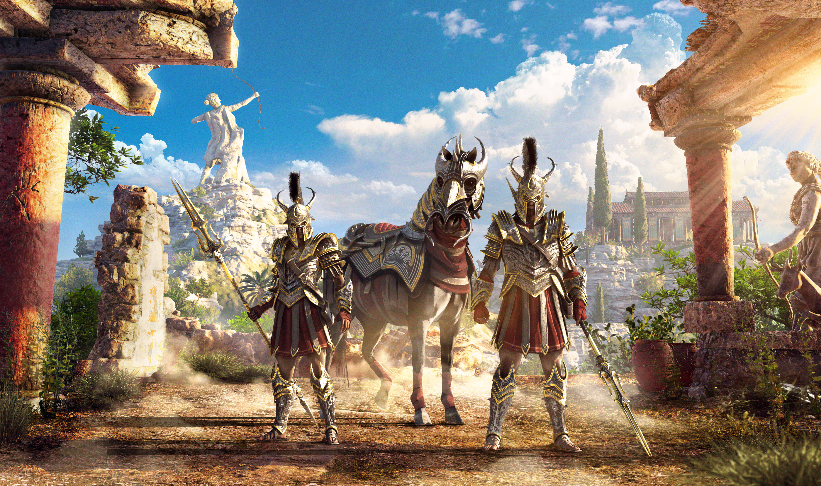 Assassin's Creed Odyssey Wallpapers, Pictures, Images