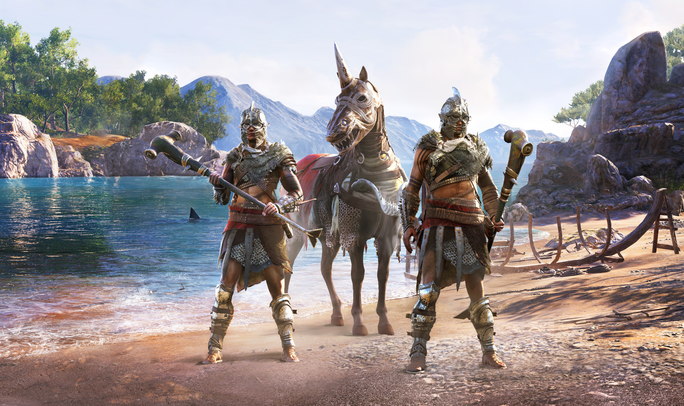 Assassin S Creed Odyssey Wallpapers Pictures Images