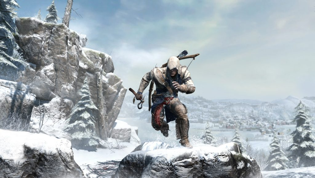 Assassin's Creed III HD Background